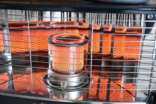 空気を汚染する冷暖房は避ける